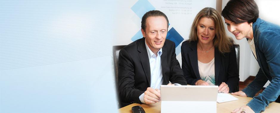 Potenzialanalyse und Unternehmensberatung durch Haas Immobilienverwaltung GmbH