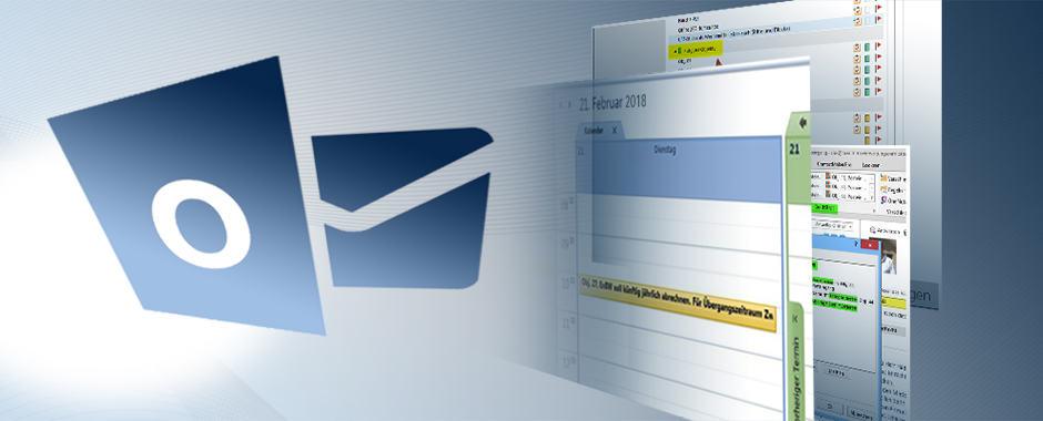 Outlook für Immobilienverwalter - Seminar und Schulung Haas Immobilienverwaltung GmbH