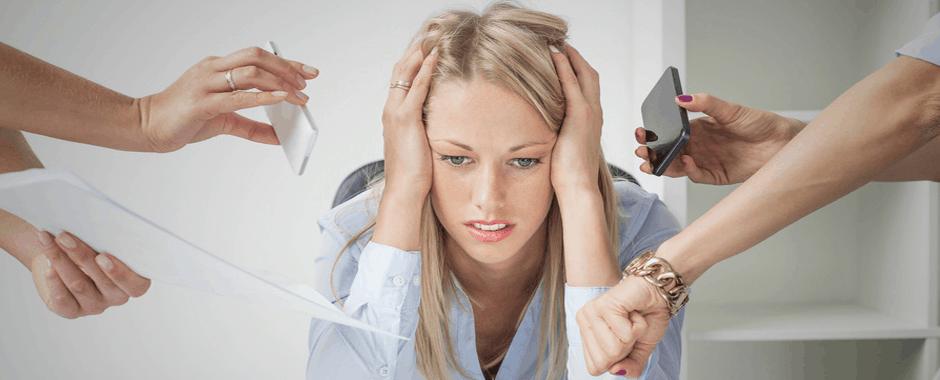 Burnout in der Immobilienverwaltung - Prävention
