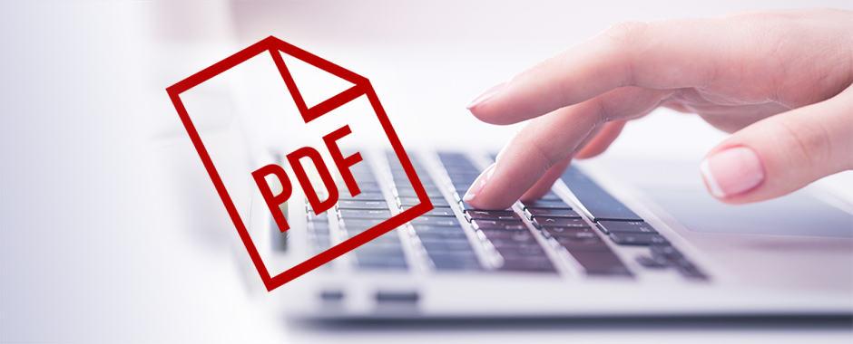 Seminarangebot PDF-Bearbeitung. Digitales Arbeiten leicht gemacht