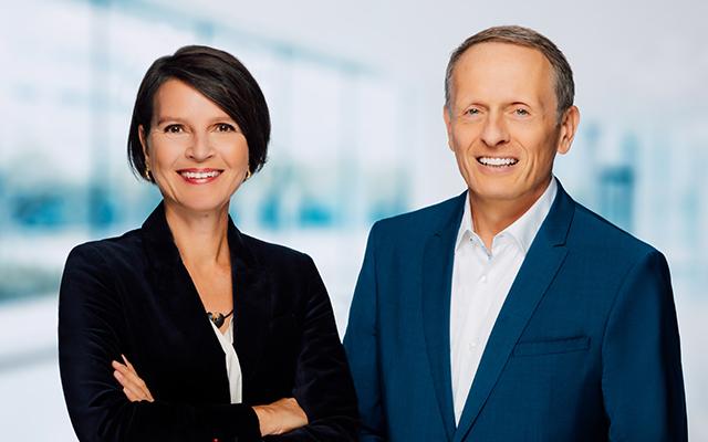 Ihre Referenten: Stefanie Schäfer und Alexander Haas